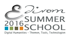 Edirom-Summer-School-Logo